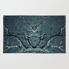 Ghosts of the Forest Spirits Rug