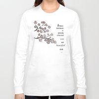 mulan Long Sleeve T-shirts featuring mulan  quote by studiomarshallarts
