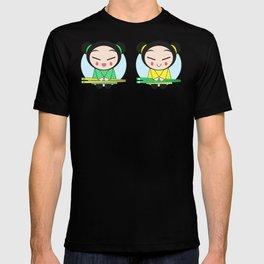 Funny Japanese Girls T-shirt