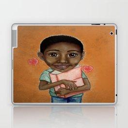 Kiddo Orange Laptop & iPad Skin