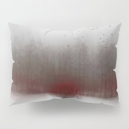 Heart of Winter I Pillow Sham