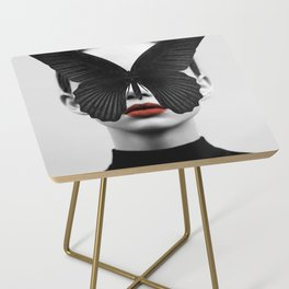 BLACK BUTTERFLY Side Table