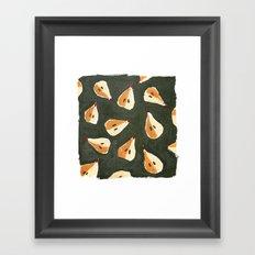 Pears Framed Art Print
