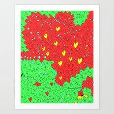 Colleen Ballinger Art Print