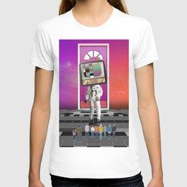 Fade Out Stranger T-shirt
