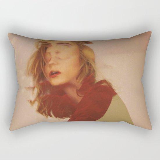 No Blood Rectangular Pillow
