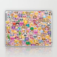 emoji / emoticons Laptop & iPad Skin