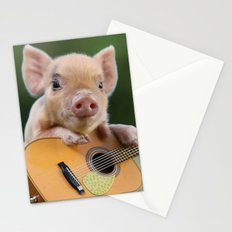 Pig - Stationery Cards