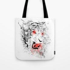 Panthera Tigris Tote Bag