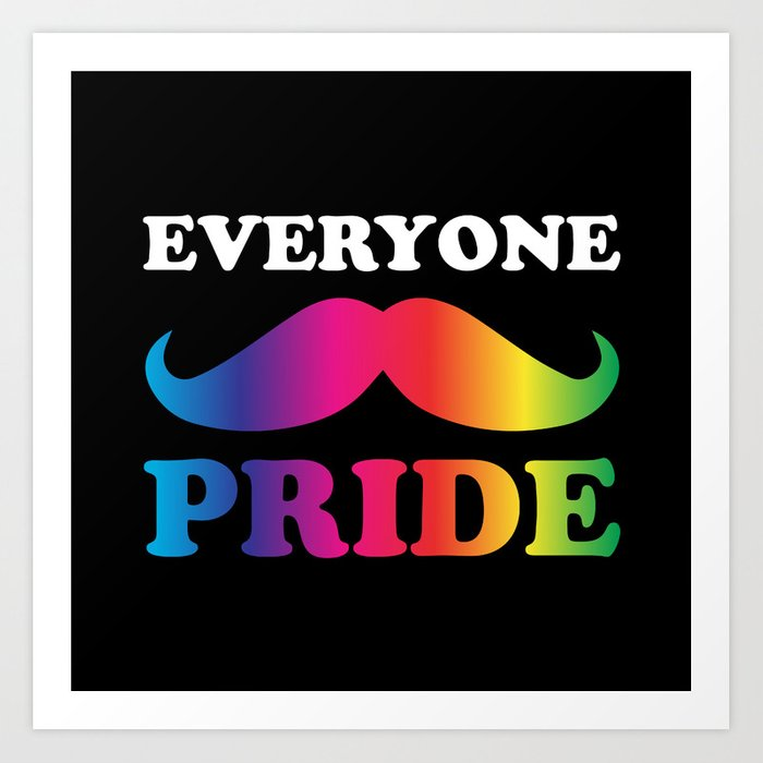 Image result for mustache pride