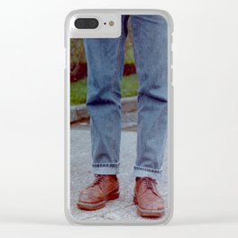 gardens Clear iPhone Case