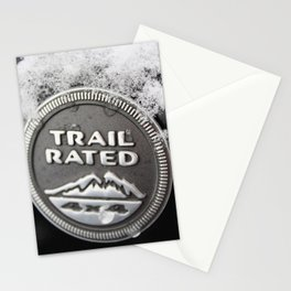 Trail Rated Jeep Stationery Cards