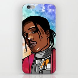 Pretty Boy Flacko II iPhone Skin