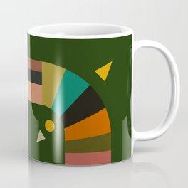 turning Coffee Mug