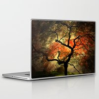 japanese Laptop & iPad Skins featuring Japanese by Philippe Sainte-Laudy