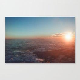 Cloudscape IV Canvas Print