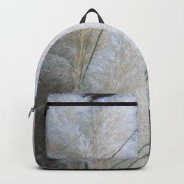 Feather Like Backpack