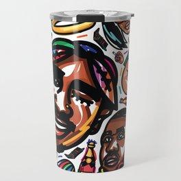 Eztaughtme Collage Travel Mug