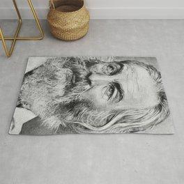 Walt Whitman Rug