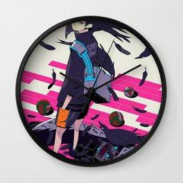 Kageyama Tobio Haikyuu Wall Clock