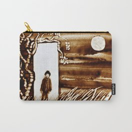 Door for Parallel Universe Carry-All Pouch