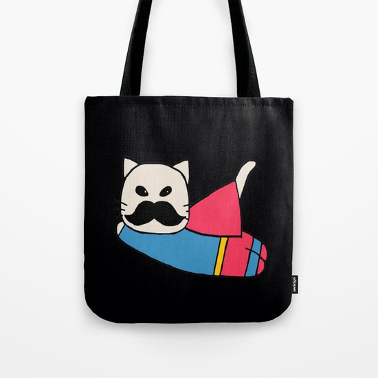 super cat-327 Tote Bag
