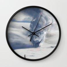 Vulcan Wall Clock