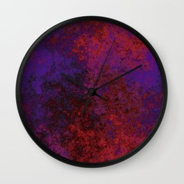 Explosion of Colors Wall Clock
