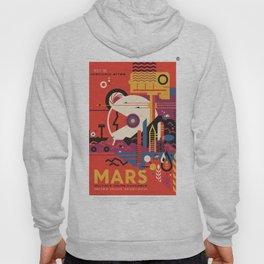 Mars Tour : Space Galaxy Hoody