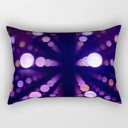 Shiny spheres | 1 Rectangular Pillow