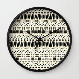 Kenya Star Wall Clock