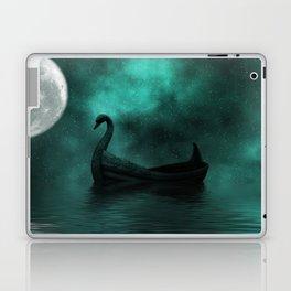 Solar Swan Laptop & iPad Skin