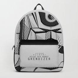 076 Project Grendizer Backpack