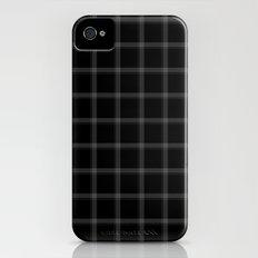 Xadrez Slim Case iPhone (4, 4s)