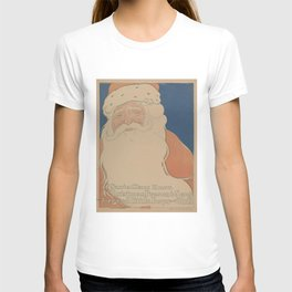 Vintage Santa Claus Illustration (1901) T-shirt