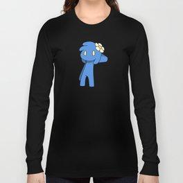 Goo - Official Character Art Long Sleeve T-shirt