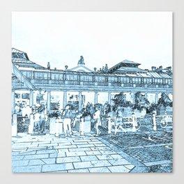 London Covent Garden Canvas Print