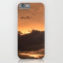 Costa Rican Sunset iPhone Case