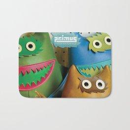 Alt. Album Cover: Green Naugahyde Bath Mat