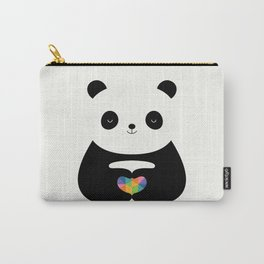 Panda Love Carry-All Pouch