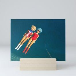 Just Float Mini Art Print