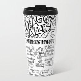 Diagon Alley Farmers' Market Travel Mug