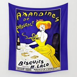 Cookies from Provence Wall Tapestry