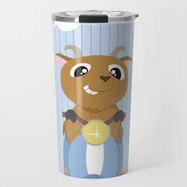Mobil series scooters goat Travel Mug