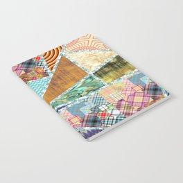 Textile Notebook