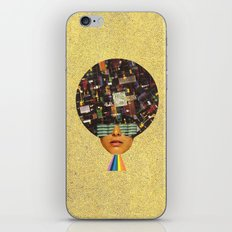 Rhythm is funky iPhone & iPod Skin