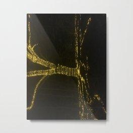 Bright Roots Metal Print