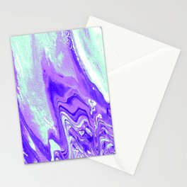 Lucent Geode Stationery Cards