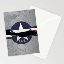 EA-6B Prowler Stationery Cards