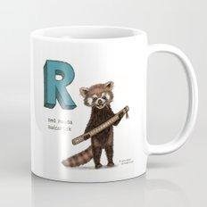 Animals & Instruments ABCs – R Coffee Mug